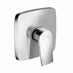 Hans Grohe Metris : hansgrohe metris single lever shower valve uk bathrooms ~ Orissabook.com Haus und Dekorationen