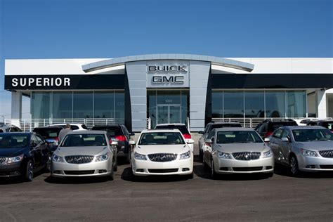 Superior Gmc Buick by Superior Buick Gmc Fayetteville Ar Yelp