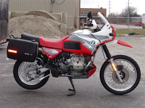 1995 bmw r100gs pics specs and information