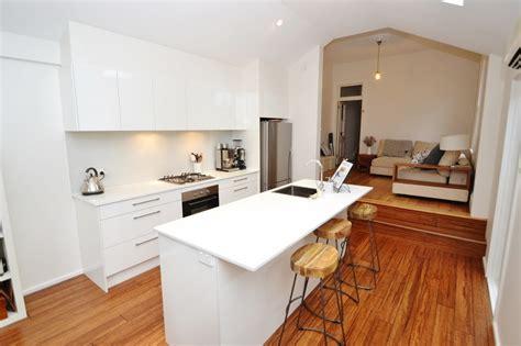 white kitchen laminate flooring practical laminate kitchens cdk 1389