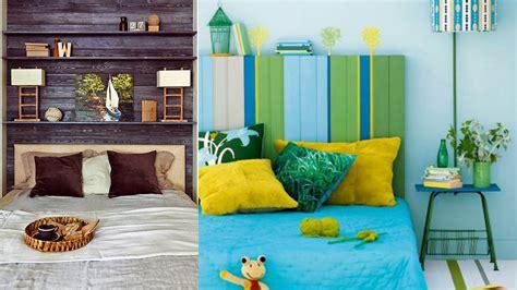 tete de lit coloree une t 234 te de lit en palette color 233 e femme mag