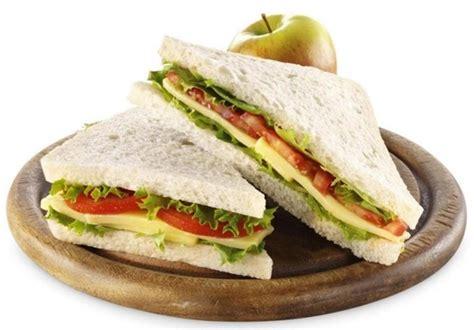 Veg Sandwich - Ghar Baithe Bazar