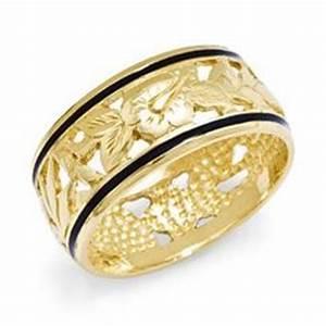 hawaiian wedding rings for men and women wedding rings With hawaiian wedding rings for women