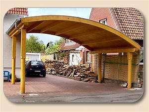 Dachbelag Für Carport : carport selber bauen mit anleitung von ~ Michelbontemps.com Haus und Dekorationen