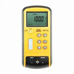 Thermocouple Simulator  Calibrator