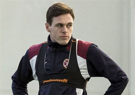 Liam Smith eager to cement place in Hearts team ...