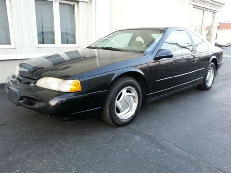 how cars engines work 1994 ford thunderbird lane departure warning 1994 ford thunderbird sc super coupe classic nice quot 1 owner 87 000 k classic ford