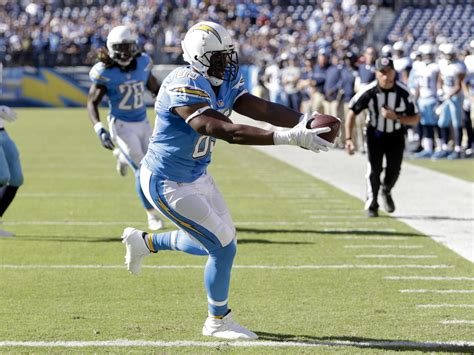 Uni Watch's Friday Flashback -- The Chargers Powder Blue