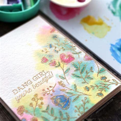 super easy watercolor technique watercolor techniques