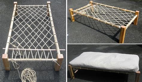 rope bed home design garden architecture blog magazine