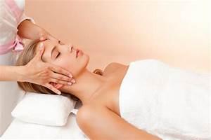 Massage Der Gesichtsmuskulatur