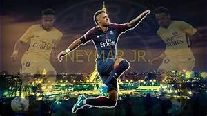 Neymar Jr Magic Skills Paris Saint Germain PSG 2017