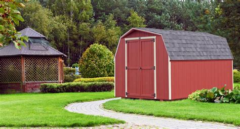 Amish Built Sheds In Pa by Portable Amish Barns For Sale 2019 Prices And Photos
