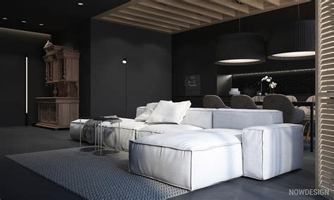 living room black walls 4 gorgeous homes with matte black walls