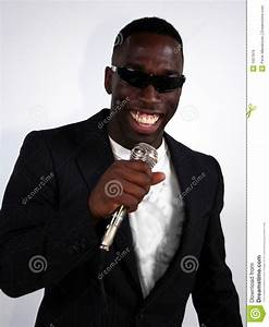 Black Guy Royalty Free Stock Images