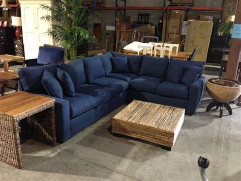 navy blue leather sofa and loveseat navy blue leather sectional sofa cleanupflorida com