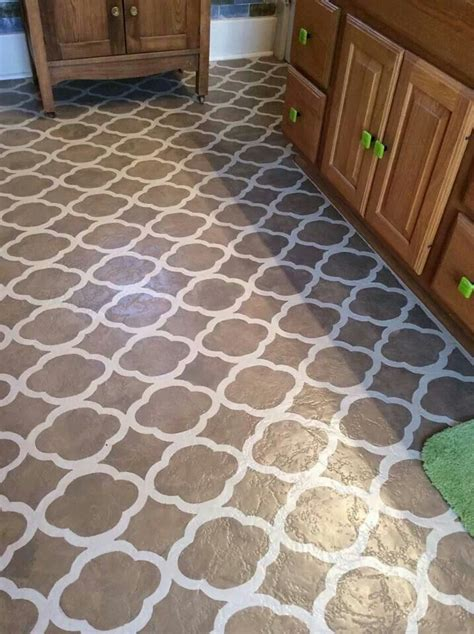 painted floors refinishing inspiration pinterest