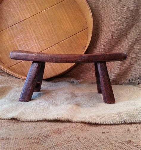 ascension vintage flooring antique wooden japanese headrest vintage handcrafted 1362