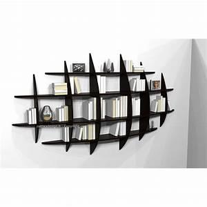 Bibliothque Murale RETENTO JAPONISANTE PM Mithka Design