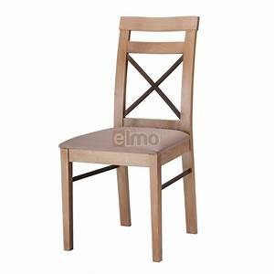 Chaise Chene Massif : chaise repas design industrie ch ne massif et m tal faina ~ Teatrodelosmanantiales.com Idées de Décoration