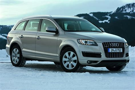 2011 audi q7 suv installed with newv6 engines 8 speed