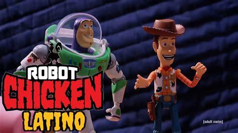 Toy Story 4 Final Alternativo Disney Robot Chicken