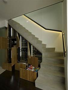 30 useful ideas to use decorate the staircase