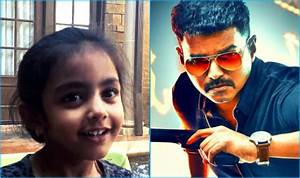 Ilayathalapathy Vijay's daughter Divya Saasha to make her ...