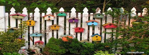 birdhouse fence facebook covers birdhouse fence fb covers