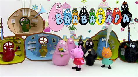 la maison des barbapapa jouet p 226 te 224 modeler en fran 231 ais