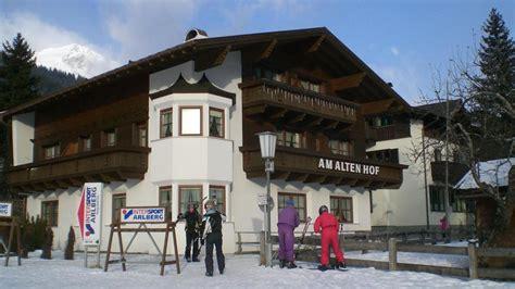 Am Alten Hof by Pension Am Alten Hof St Anton Am Arlberg Holidaycheck