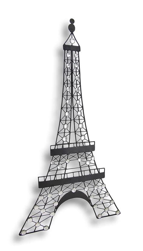 Eiffel tower wall decor digital art | etsy. Scratch & Dent Black Metal Decorative Eiffel Tower Wall Art Hanging | eBay