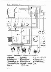 Mercedes 300sd Vacuum Diagram
