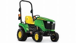 John Deere 1025r Compact Utility Tractor Operator Manual