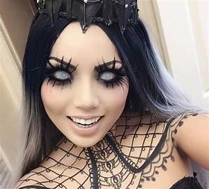 50 Terrifyingly Creative Halloween Makeup Ideas To Try ...
