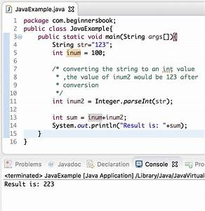 Java substring, substring in java