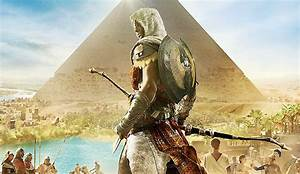 Assassin's Creed Origins Promises Living Characters, Boss ...