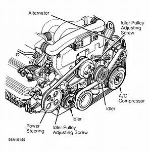 Diagram  2001 Ford Taurus Belt Diagram Full Version Hd