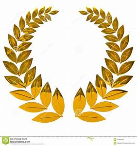 award wreath clipart yellow clipground With laurel leaf crown template
