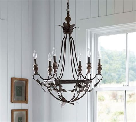 pottery barn celeste chandelier pottery barn chandeliers sale up to 50 glam chandeliers