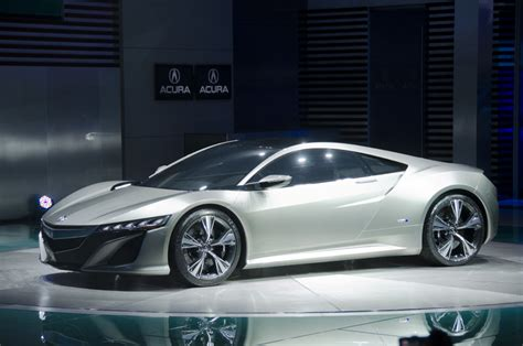 acura s new supercar will be made in the usa