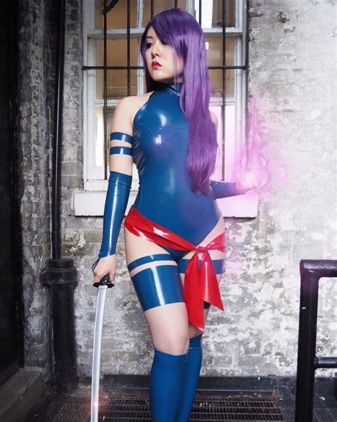 psylocke cosplay shows collection powers ability fighting characters marvel rolecosplay karina swapped she considering bodies got times than most gofreakmedia