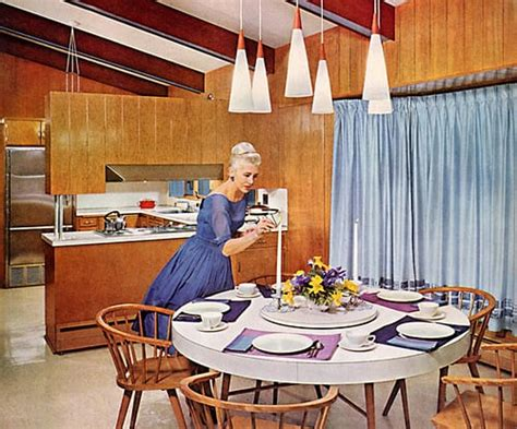 Home Decor 1960s : 50's, 60's, And 70's