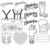 Oktoberfest Coloring Pages Clipart Drawing Transparent Special Webstockreview Getcolorings Drawings Occasions Holidays Printable sketch template