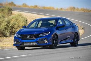 Refreshed 2020 Civic Si On The Way With Updated Styling