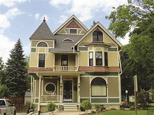 Exterior Paint Color Schemes - Old-House Online - Old
