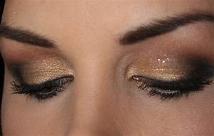 Classic Gold Eyes Makeup Tutorial