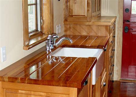 cherry countertops cherry wood countertop photo gallery by devos custom woodworking