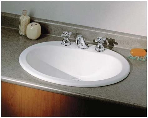 cheviot drop in bathroom sinks
