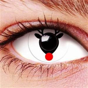 Colored contact lenses, Zombie contact lenses, Halloween ...